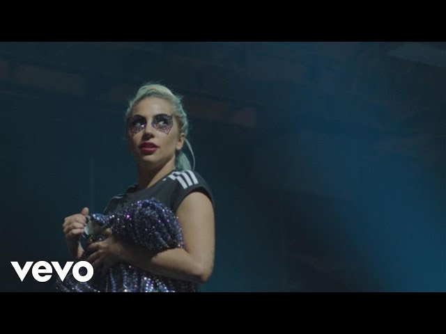 Lady Gaga - Million Reasons (Behind The Scenes From Super Bowl LI)