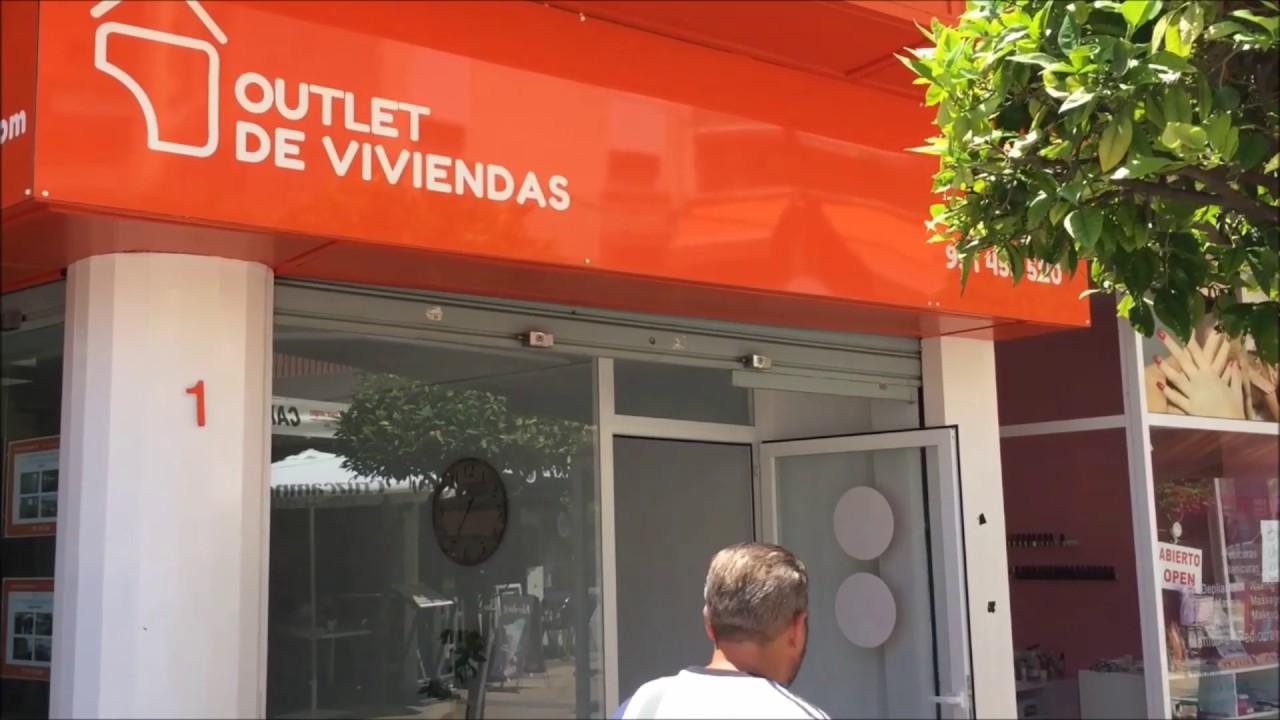 Outlet De Viviendas En Torremolinos Youtube