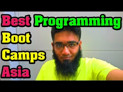 Question - Which are the Best Programming Bootcamps in Asia ?