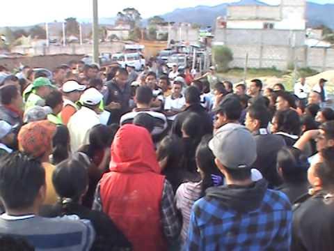 Corrupción en Huehuetenango