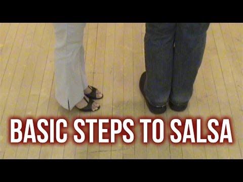 Learn Salsa Dancing in Easy Steps