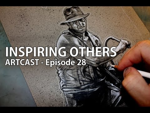ARTCAST #28 Inspiring Others
