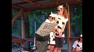 Lake Highlands Ward Girls Camp Skit 2013