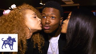 wild n out girls fate is sealed with a kiss a baby   wild n on tour