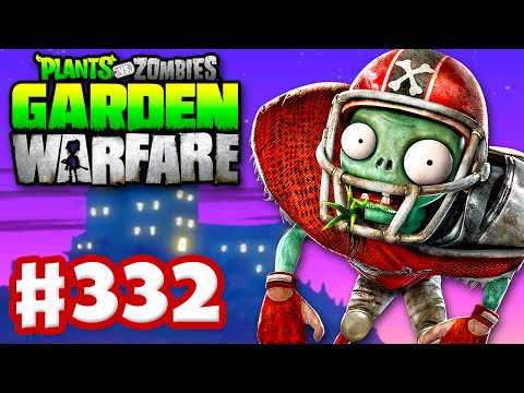 Plants vs. Zombies: Garden Warfare - Gameplay Walkthrough Part 332 - All-Star Revisited! (PC)
