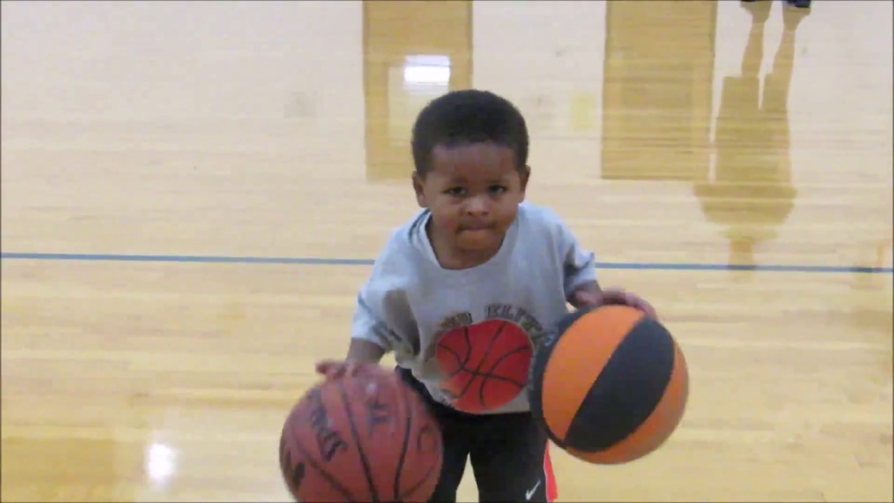 3 Year Old Basketball Player Already Playing Like A Pro