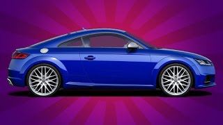 2017 Audi TTS Coupe UNBOXING Review - Has It Finally Become A Porsche 718 Cayman Fighter?