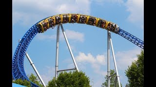 Top 10 Roller Coasters at Cedar Point! 2018 HD
