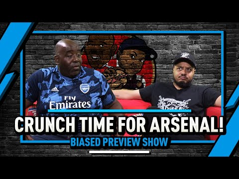 Crunch Time For Arsenal, Man United and Troopz!! | Biased Premier League Show