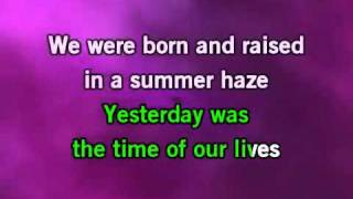 Adele - Someone Like You KaraokeInstrumental with lyrics on screen.mp4