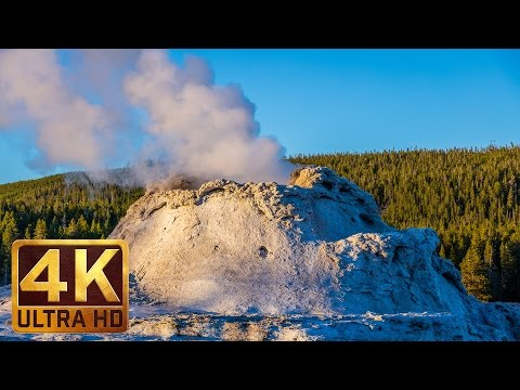 Yellowstone National Park - 4K (Ultra HD) Nature Documentary Film - Episode 2