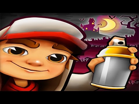 Subway Surfers Transylvania Android Gameplay #2