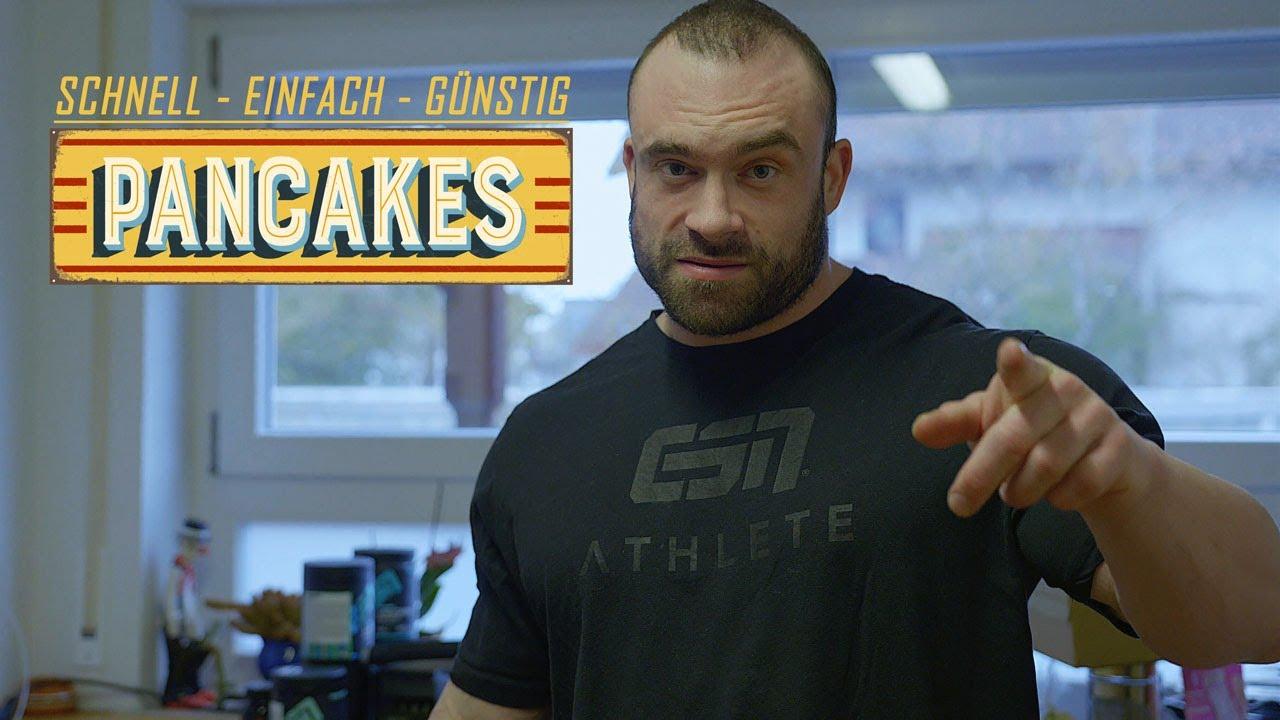 Pancakes SCHNELL & EINFACH  - Rextreme TV ep. 054