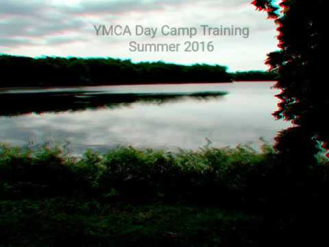 YMCA of Metro Detroit Camp Training 2016