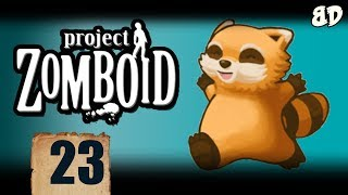 Project Zomboid Ep23: The Swag Wagon