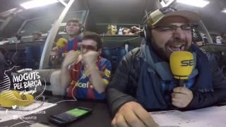 Barça 6 PSG 1 - La remuntada de Moguts pel Barça