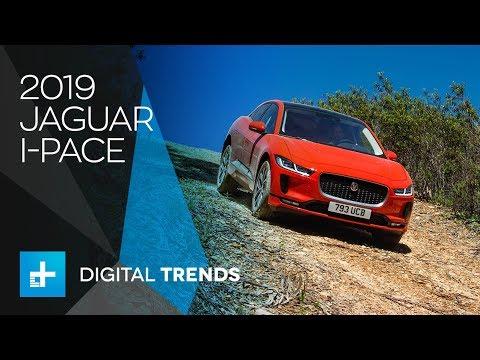 2019 Jaguar I-Pace - First Drive