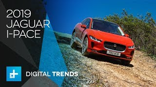 2019 Jaguar I-Pace - First Drive