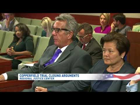 Copperfield Trial: Defense shows videos of plaintiff walking with no assistance