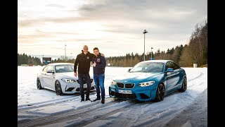 BMW Winter vs Summer Tyre Test | Nurburgring | Michelin