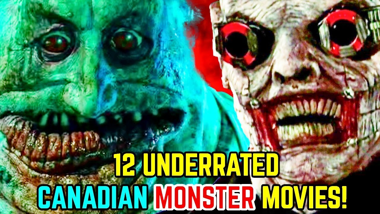 Download 12 Incredibly Underrated Canadian Monster Movies That Deserve More Recognition and Love!