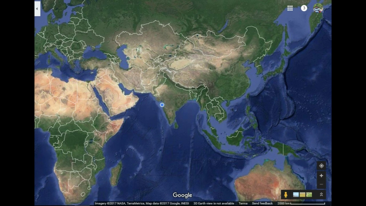 How To Use Of Google Maps To Create Your Own Travel Map YouTube - Create your own travel map