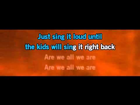 Are We All We Are Pink Lyrics