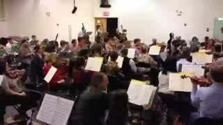 Time Lapse - Brooklyn Symphony Orchestra Rehearsal