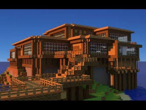 Скачать Карту Механический Дом для Майнкрафт Пе