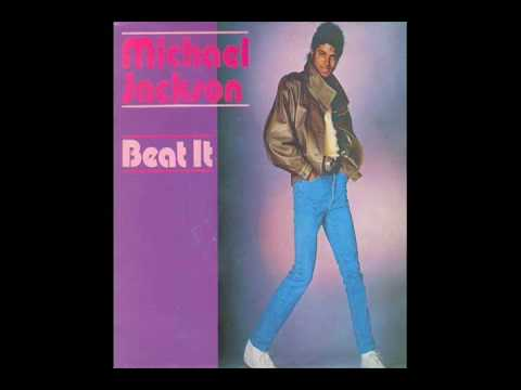 Michael Jackson - Beat It - Instrumental(Beat)