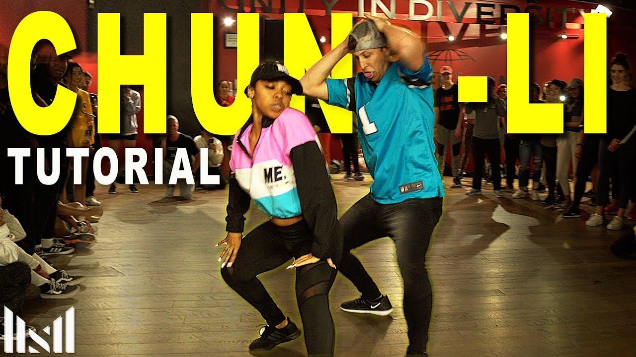 CHUN LI - Nicki Minaj Dance TUTORIAL | Matt Steffanina Choreography | DANCE TUTORIALS LIVE