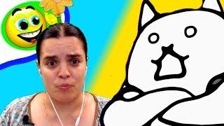 БолтушкА ВеселушкА И ДЛИННОЛАПЫЕ Коты в БАТЛ Кэтс! #71 ИГРА для ДЕТЕЙ