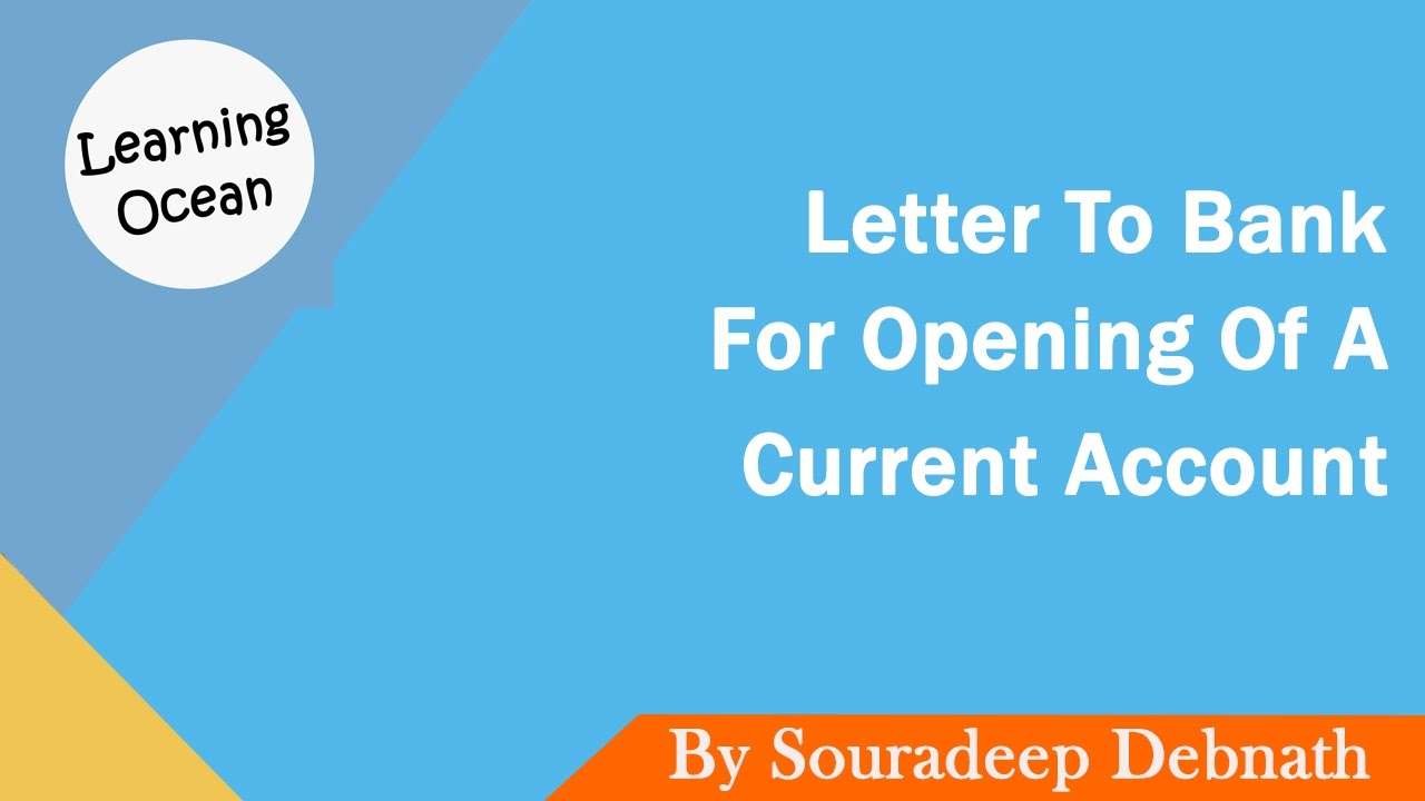 how to write an opening