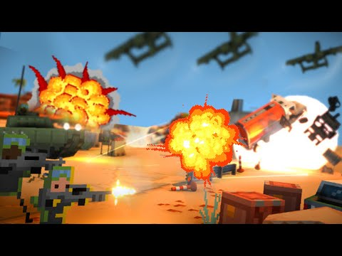 Warpips | THE ENEMY is OVERPOWERING our ARMY! | HQ RUSH TACTICS! |