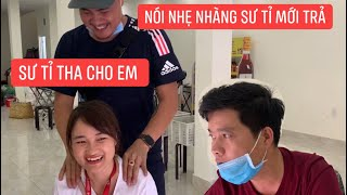 """Hết bị anh Khương Dừa troll,a.Phạm Tuân lái máy bay """" khiếp vía"""" với độ """" Lầy lội"""" của Sư tỉ Ngân"""