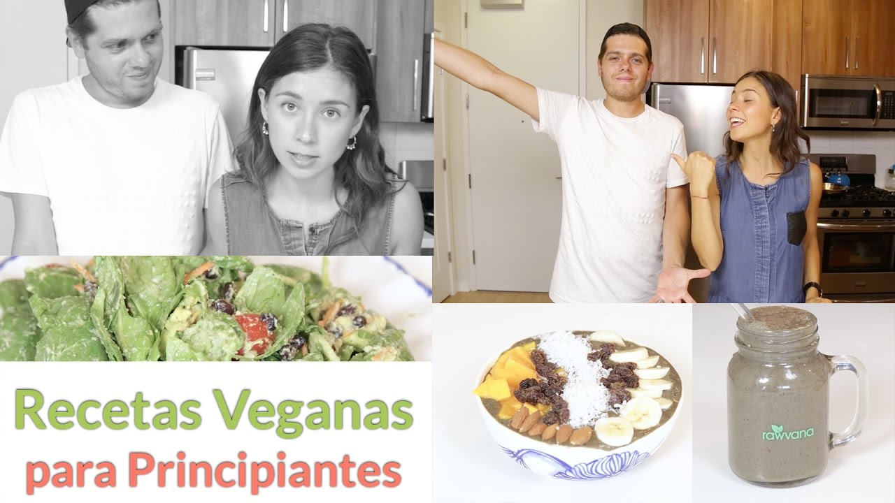 Como empezar la dieta vegana
