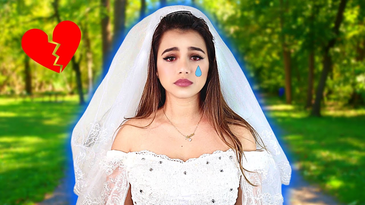 ردة فعل الأجانب على عروس تبكي في الشارع