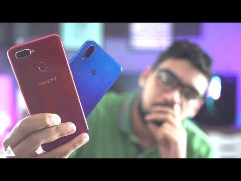 Oppo F9 VS Huawei Nova 3i | تشترى مين فيهم ؟