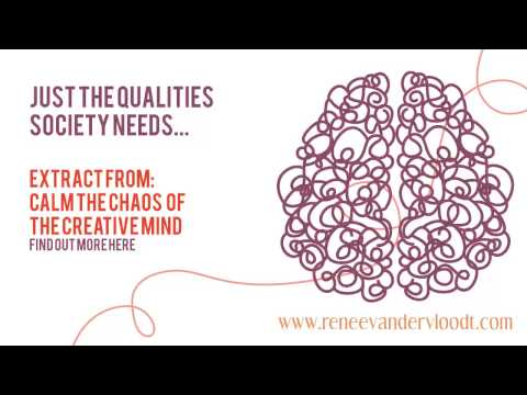 Creative Minds - Just What Society Needs (Audiobook Extract)