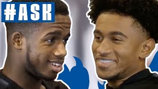 """""""People ALWAYS Get Me & Sancho Confused!"""" 
