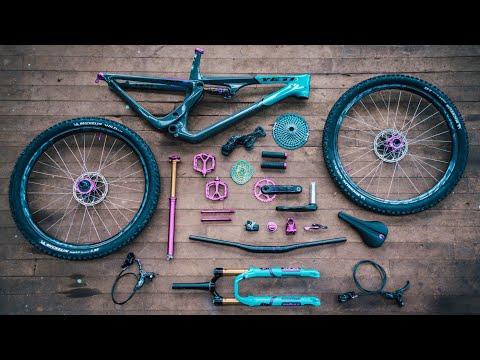 DREAM BUILD MTB - Yeti Cycles SB100 Custom BC Bike Race