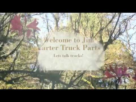 Carter truck parts