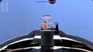 War Thunder - Simulator - Yak-3P Vs. The Luftwaffe