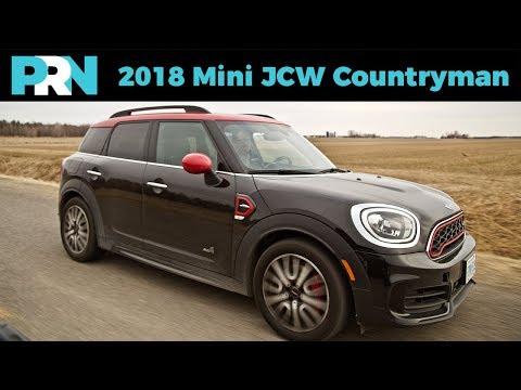 Wireless Apple CarPlay | 2018 Mini John Cooper Works Countryman All4 | TestDrive Spotlight