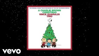 Vince Guaraldi Trio Christmas Is Coming