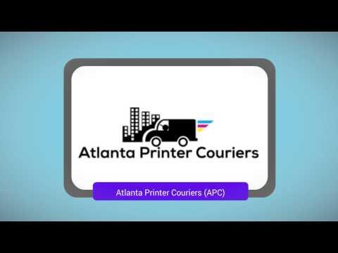 Atlanta Printer Couriers