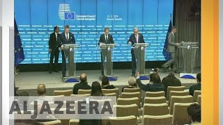 Inside Story - EU leaders agree to meet NATO spending requirements
