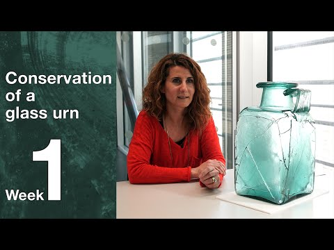 Conservation of a Romano-British urn | Episode 1: Introduction