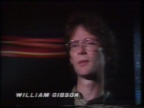 William Gibson - Cyberpunk - BBC Late Show  © 1991