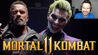 I CAN'T BELIEVE THEY ACTUALLY DID IT! - Mortal Kombat 11: Kombat Pack DLC Reaction!
